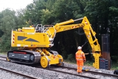 Railroad Loader T10000FSC